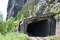 Tunnel 36 with gallery Circum-Baikal Railway by trolleway, 2009 (32117483461).jpg