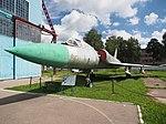 Tupolev Tu-128 at Central Air Force Museum Monino pic3.JPG