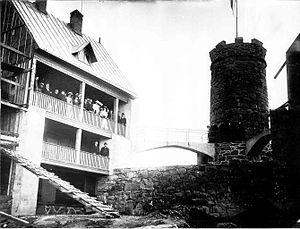 Tureborg Castle - Image: Tureborg visning 1930