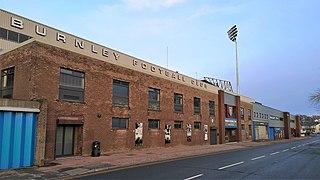 Turf Moor Stadium