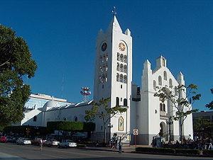 Roman Catholic Archdiocese of Tuxtla - Rests of Saint Mark's Cathedral
