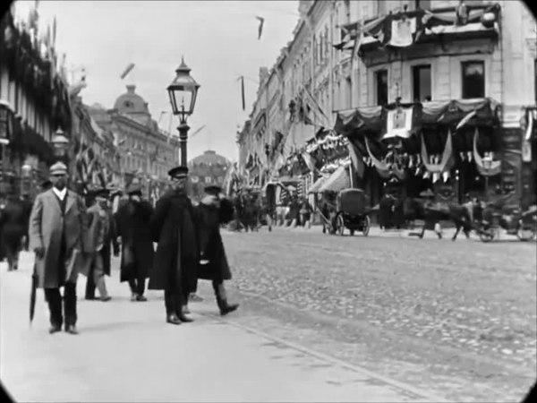 File:Tverskaya Street in Moscow, Russia (May 1896).webm
