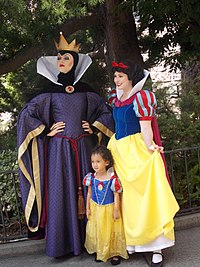 Two Princesses and a Queen