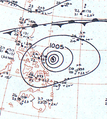Typhoon Ellen analysis 8 Dec 1961.png