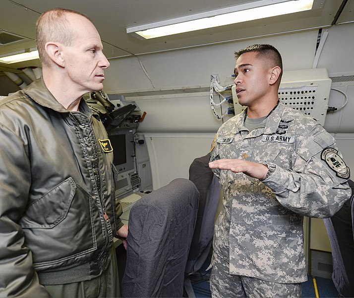 Army Training Strategy: File:U.S. Army Maj. William Taylor, Right, The Officer In