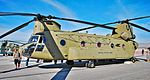 U.S. Army Model CH-47F s-n 12-08108 Chinook Medium Transport Helicopter (30650163860).jpg