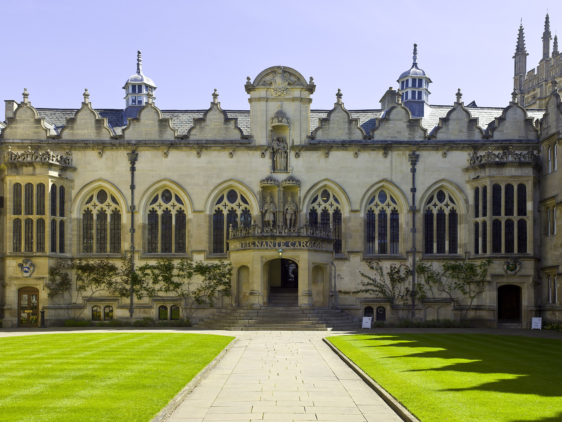 A history of the university of oxford in oxford england