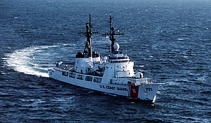 USCGC Gallatin WHEC 721