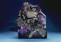 Flor wikipedia la enciclopedia libre cristales de fluorita caf2 urtaz Choice Image