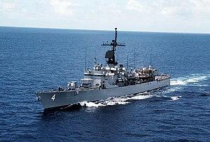 USS Talbot (FFG-4)