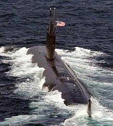 List of Los Angeles-class submarines - Wikipedia