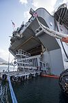 USS Bonhomme Richard (LHD 6) Sailors Painting Around the Ship 170113-N-TH560-069.jpg