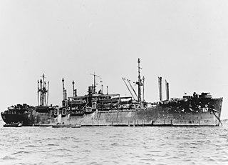 USS <i>Haskell</i> (APA-117)