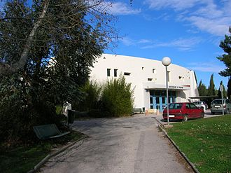University of Toulon - Another view of the campus