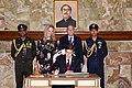 US Ambassador Earl R. Miller's Credential Ceremony at Bangabhaban 06.jpg