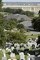 US Navy 030910-N-9693M-008 A view of the Pentagon from Arlington National Cemetery.jpg