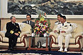 US Navy 090419-N-8273J-086 Chief of Naval Operations (CNO) Adm. Gary Roughead meets with Rear Adm. Tian Zhong.jpg