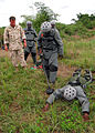 US Navy 101124-N-0237L-052 Chief Explosive Ordnance Disposal Technician Royal M. Fish teaches Armed Forces of the Democratic Republic of Congo pers.jpg