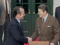 US President Reagan and Prime Minister Balsemão of Portugal 1982-12-15.png