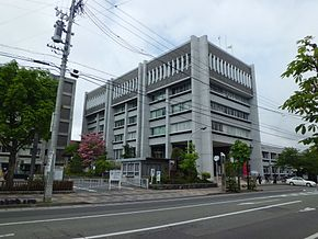 Ueda City Hall.JPG