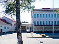 Ulvilan lukio, high school in Friitala, Ulvila, Finland.jpg