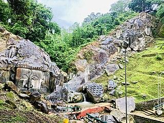 Unakoti district District in India, Tripura