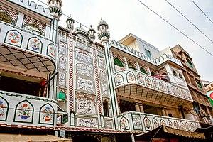 Oonchi Mosque - Image: Unchi Masjid 2 (WCLA)
