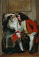 Uncle Toby and Widow Wadman by Charles Robert Leslie CCWSH1157.jpg