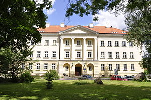 University of Warsaw - Main University campus