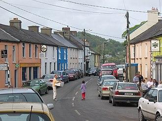 Union Hall, County Cork - Union Hall Main Street