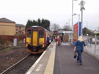 East Kilbride railway station