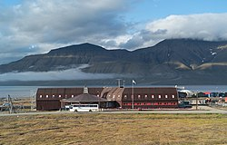 University Centre in Svalbard (UNIS) 2003.jpg