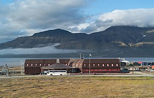 University of the Arctic - University Centre in Svalbard, Longyearbyen, Svalbard (Norway)