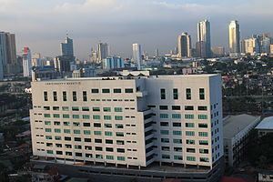 J. P. Rizal Avenue - University of Makati