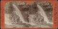 Upper Cascade (side view,) Haines' Ravine, by J. Loeffler.png
