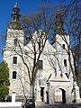 Urzędów, kościół parafialny.JPG