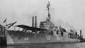 USS Borie (DD-215) - USS Borie (DD-215)