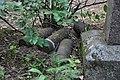 Vāzes no šāviņiem, Braslas kapsēta, Valgundes pagasts, Jelgavas novads, Latvia - panoramio.jpg