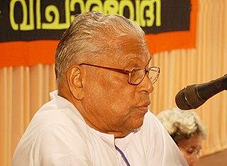 V. S. Achuthanandan ministry