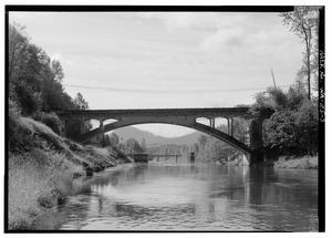 VIDO SUDA SUR RIVERA NIVELO - Baker River Bridge, Stringado-Bakisto-Rivero en State Route 20, Betono, Kantono Skagit, WA HAER LAVO, 29-CONC, 1-3. tif