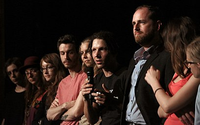 VIS - Vienna Independent Shorts 2014 Stadtkino Künstlerhaus Mark Gerstorfer Steven Swirko Salvation film team 3.jpg