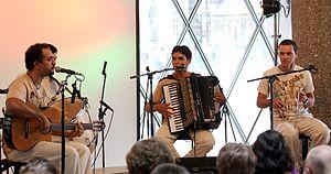 Forró - Valdir Santos plays Forró