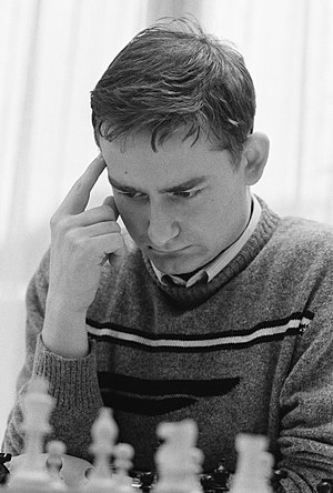 Valery Salov - Valery Salov in 1989