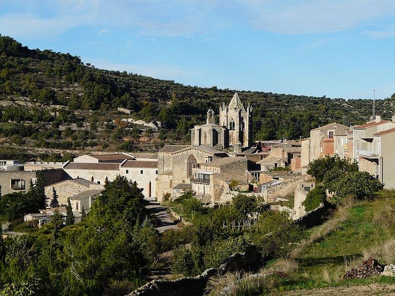File:Vallbona de les Monges Real Monasterio de Santa María (1).JPG