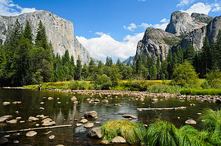 Merced River River in California