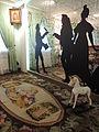 Vasiliy Lvovich Pushkin's House-museum - interior mezzanine (2013) by shakko 26.jpg