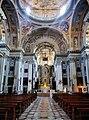 Venezia Chiesa di San Nicola di Tolentino Innen Langhaus Ost 2.jpg