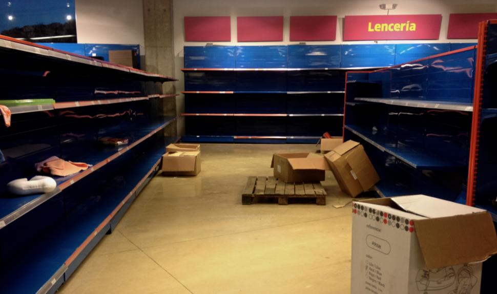 Venezuela Shortages 2014