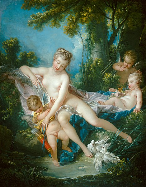 venus and cupid - image 8