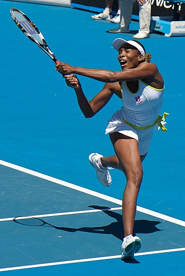 Venus Williams Australian Open 2009 1.jpg